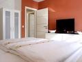 Schlafzimmer - Ferienhaus Relax am Senftenberger See - Lausitzer Seenland - Senftenberg - Großkoschen